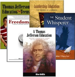 Got Teens:  Get this….Thomas Jefferson Education for Teens–>GIVEAWAY