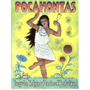 Pocahontas:  The War Between Lap/Notebooking!