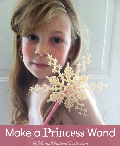 Make your Princess Happy by Making a Wand