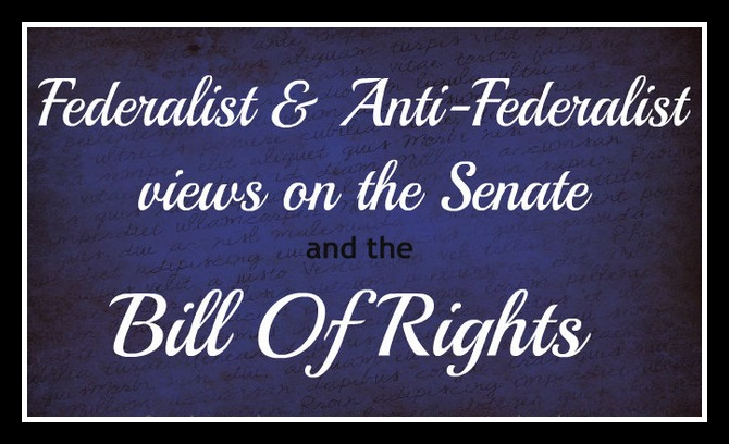 Senate and Bill of Rights