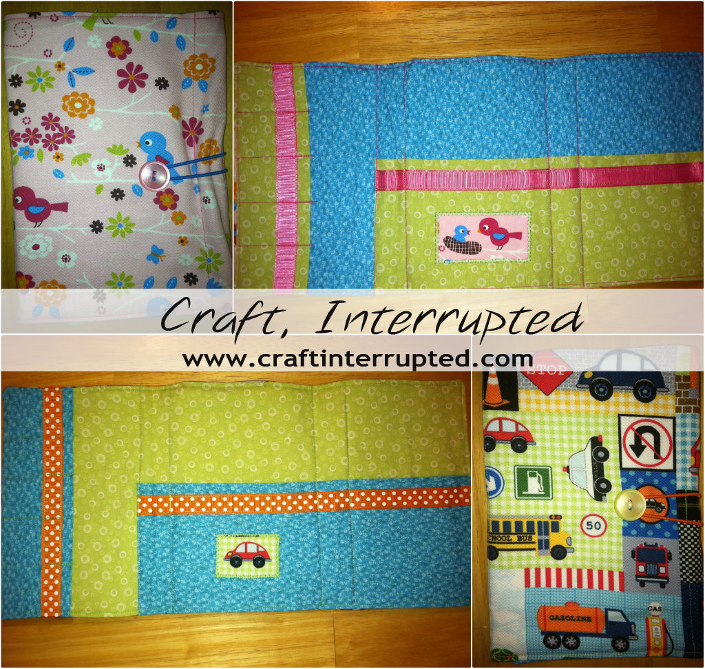 Craft Interrupted Introduction and Giveaway