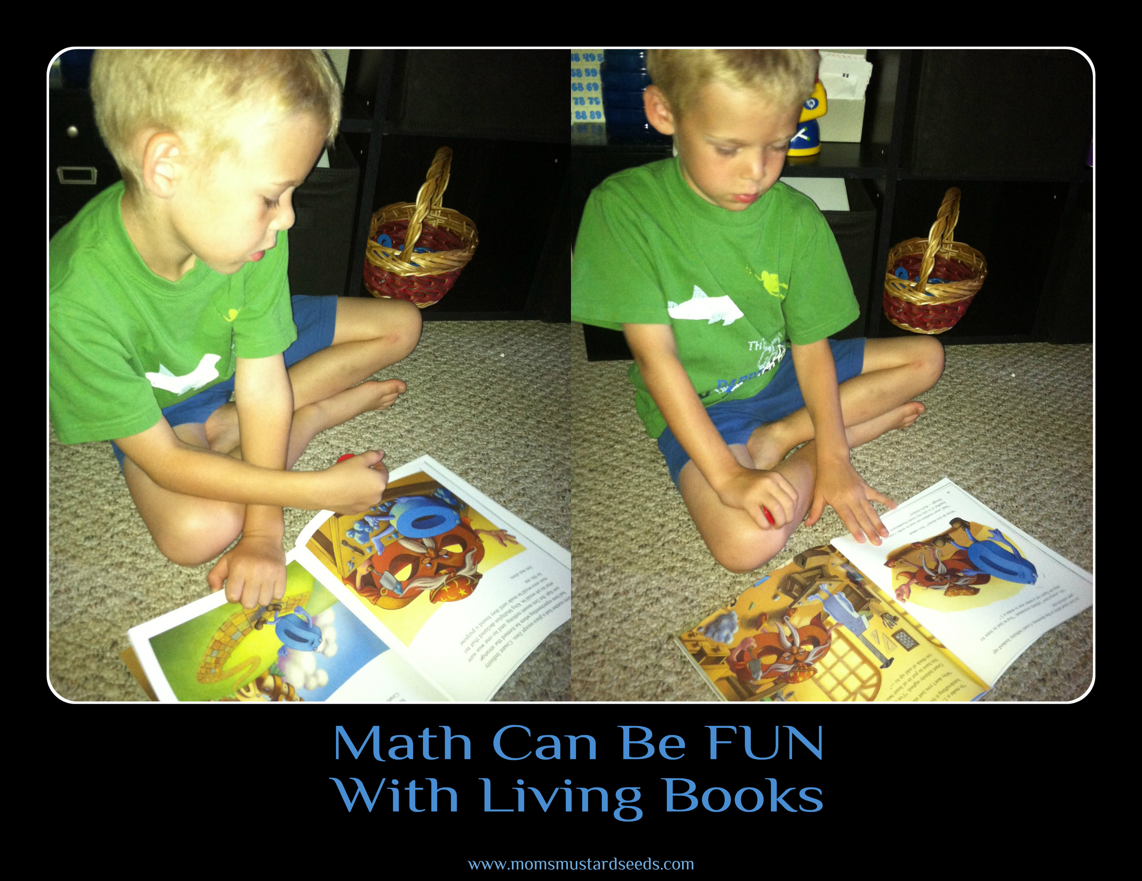 A Place For Zero – Math Living Book