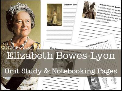 Elizabeth-Bowes-Lyon-Unit-Study-Download