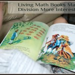 Living Books Make Division More Interesting
