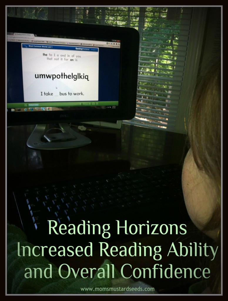 Reading Horizons Online
