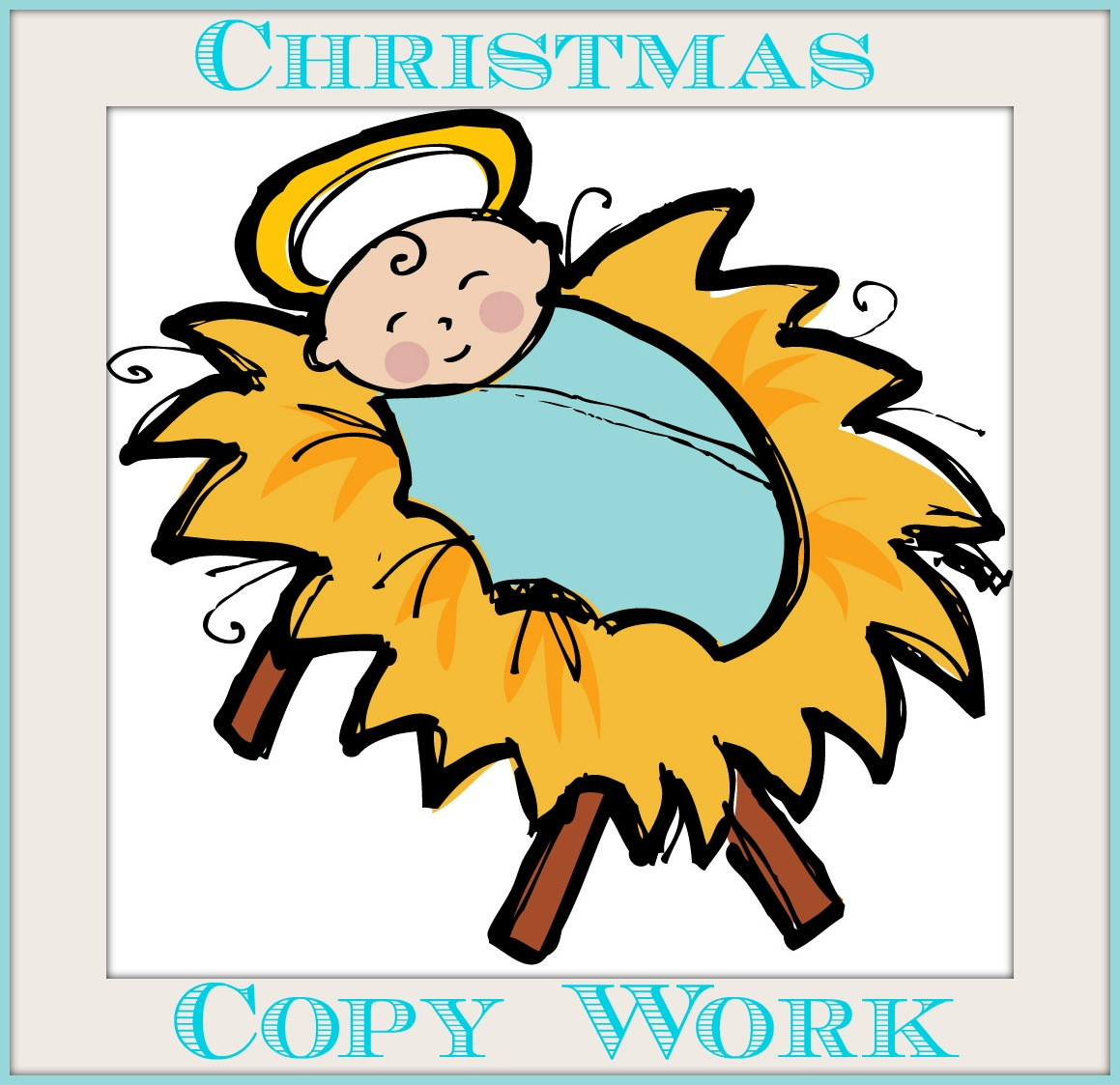 The Christmas Story FREE Printable For Copywork Great For Notebooking
