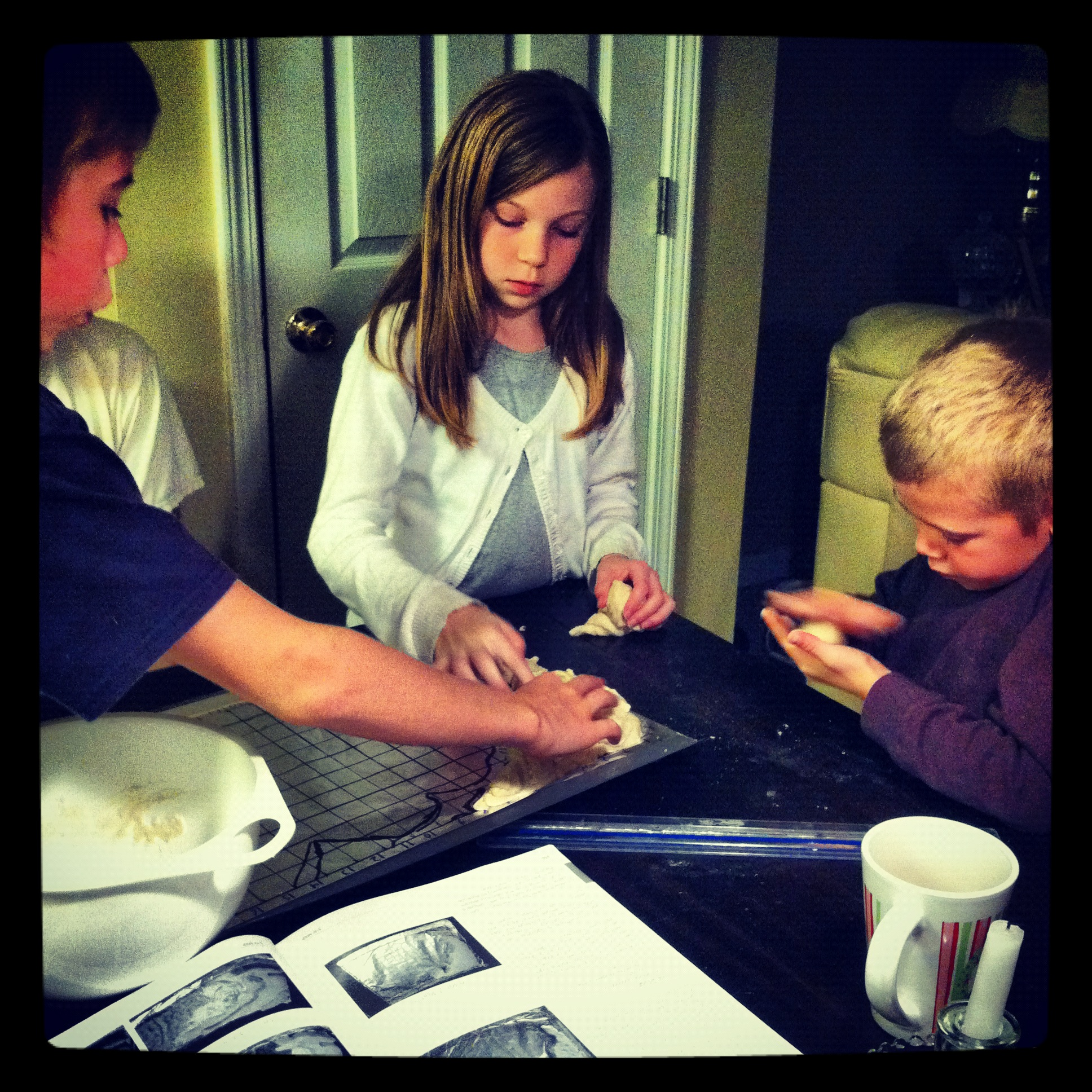 Our Homeschool Update Just before Thanksgiving