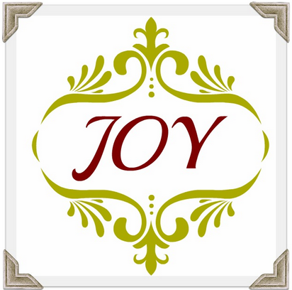 Joy is from Jesus and An ANNOUNCEMENT