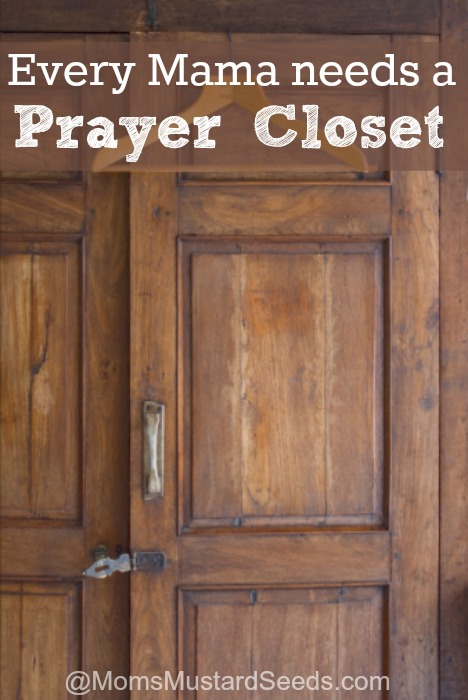 My Prayer Closet