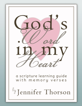 God's Word In My Heart {Review}