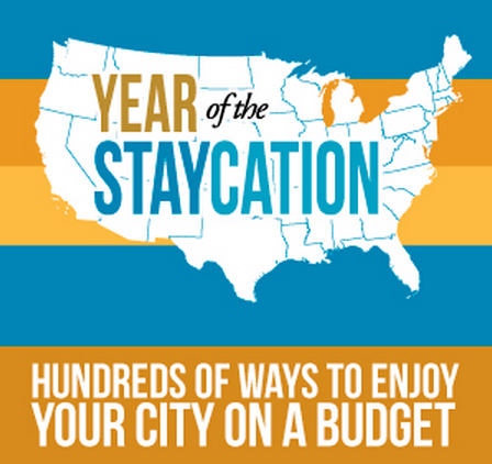 Year of the Staycation