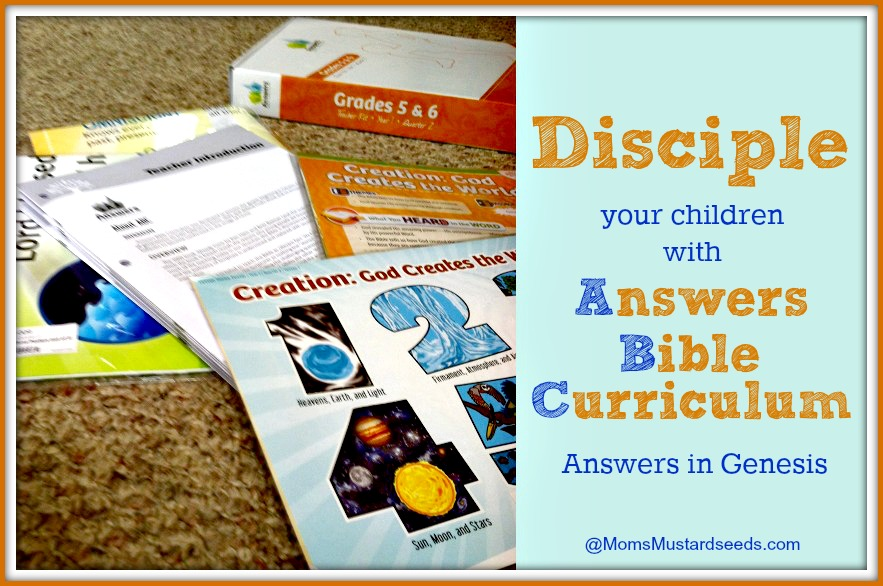 ABC Sunday School Curriculum