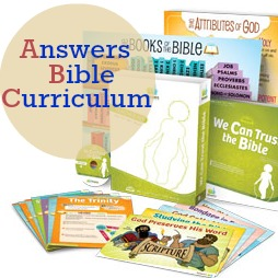 ABC Sunday School Kits from Answers in Genesis {Review and Giveaway}