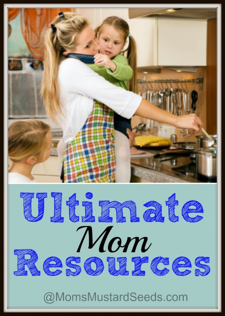 Ultimate Mom Resources