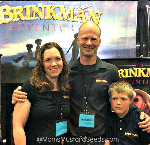Learn About Missionaries with The Brinkman Adventures