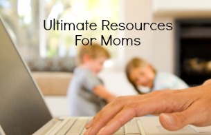 Resources for Mom and Some FREE Notebooking Printables