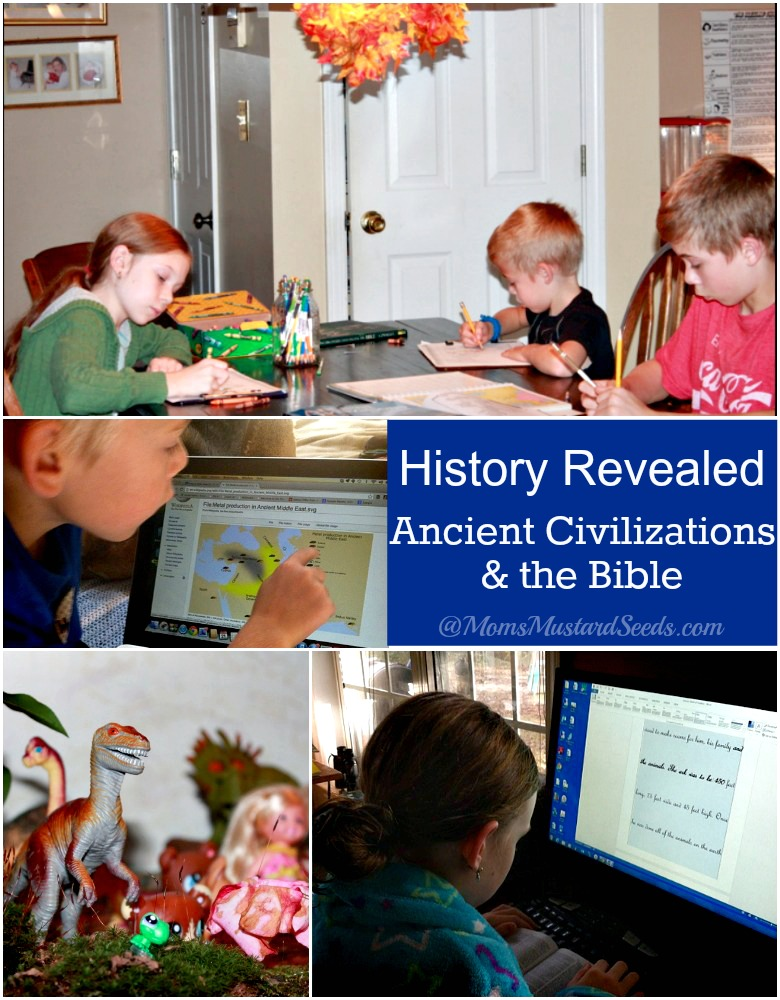History Revealed Ancient Civilizations and the Bible Review and Giveaway