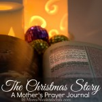 The Christmas Story Prayer Journal is available for free at MomsMustardSeeds
