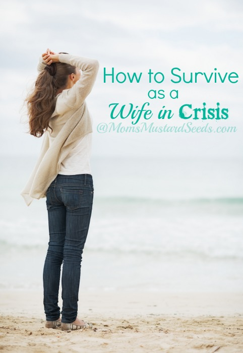 How to Survive as a wife in a crisis