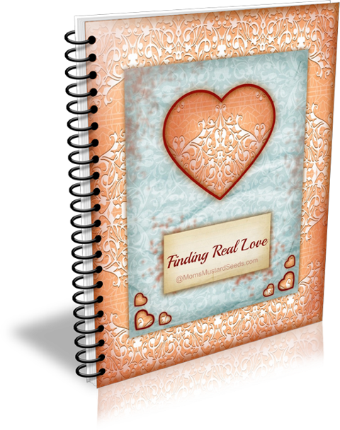 Finding Real Love True Love – a Free Prayer Journal