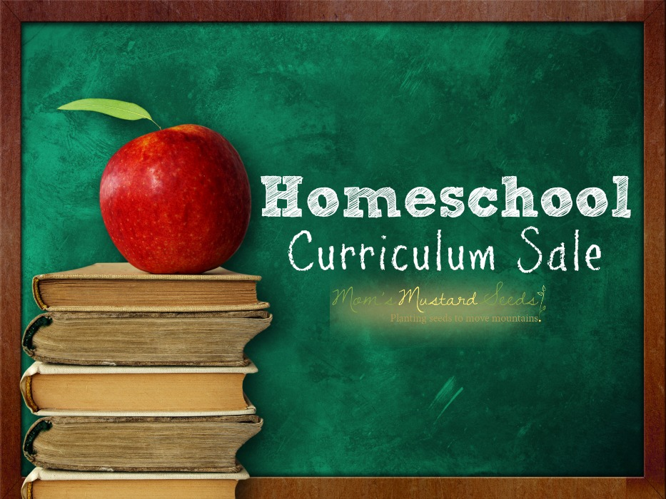 Homeschool Curriculum Sale