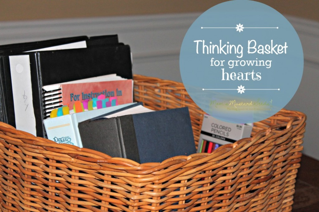 Thinking Basket for Growing Hearts