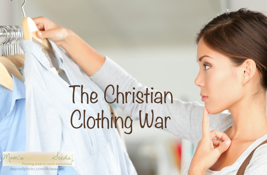 The Christian Clothing War