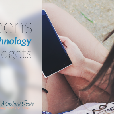 Help Teens learn to use Tech Gadgets