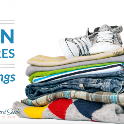 Turn Teen Chores Into Blessings