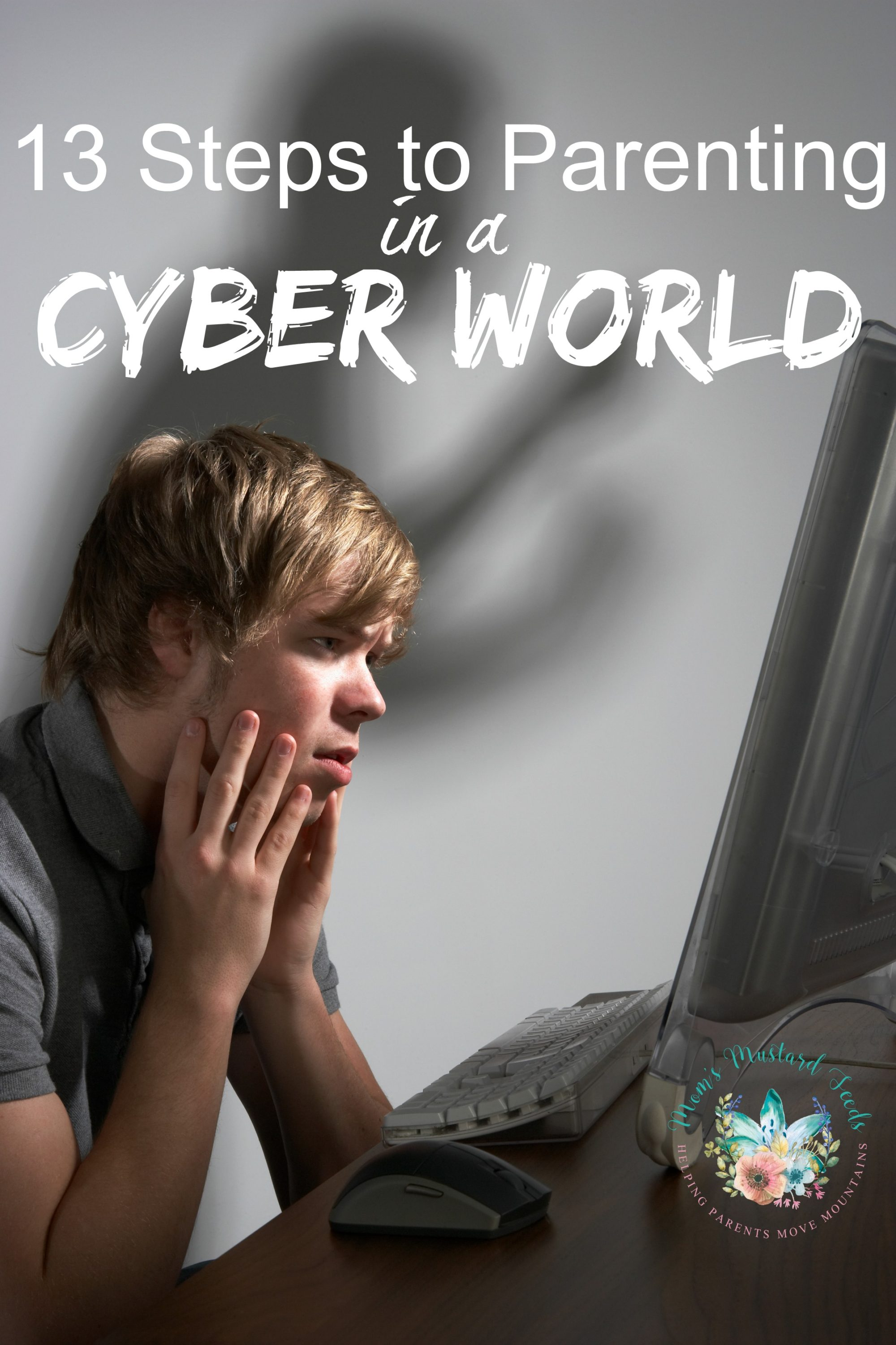 The Cyber world is changing parenting... this is what you need to know.